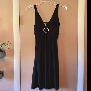 American City Wear Black Dress